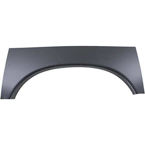 Wheel Arch Repair Panel for Dodge Ram 1500 P/U 02-09 Upper Right Rear ()