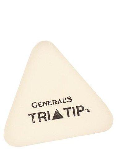 General's Tri-Tip eraser [PACK OF 24 ] by General's