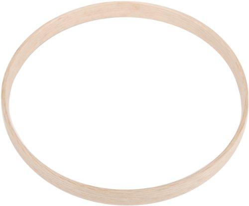 [해외]커먼 웰스 바구니 바구니 세공 라운드 고리, 8 인치 3x4 인치 깊이/Commonwealth Basket Basketry Round Hoops, 8-Inch by 3 4-Inch Depth