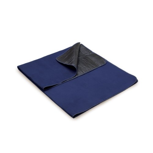 picnic-time-outdoor-picnic-blanket-tote-navy