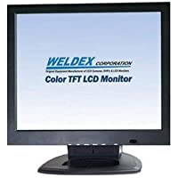 Weldex WDL-1700M 17 TFT LCD MONITOR WITH ACCESSORIES, DESK- TOP STAND INCLUDED