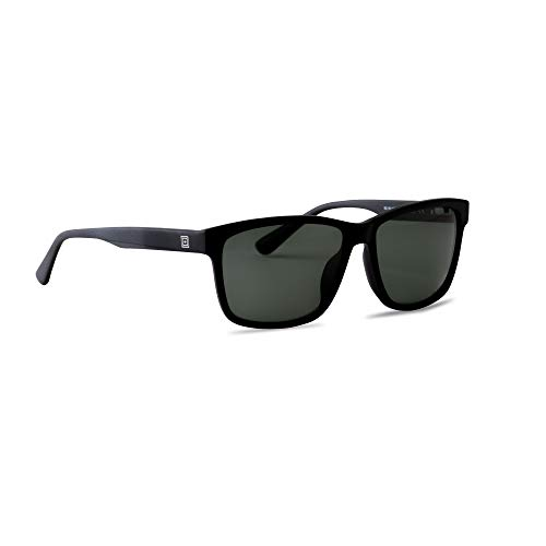 5.11 Gafas de sol polarizadas tácticas Daybreaker, protección UVA / UVB, negro mate, estilo 52108