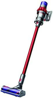 Dyson V10 Motorhead Sin Bolsa 0.54L Níquel, Rojo - Aspiradora ...