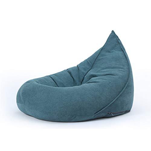 SD Butaca Reclinable/Cojines Grandes/Relleno Puff/sillones Puff/con Cremallera/sofa Perezoso/Ideal para Silla De Juego Y Silla De Jardin/1000 * 800 * 850 mm