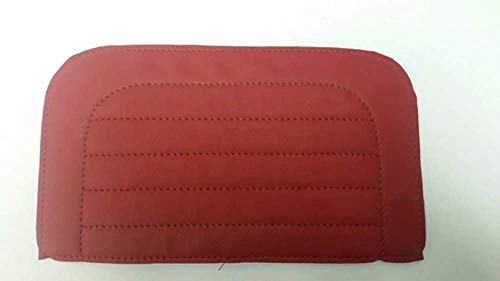 - C&N Reproductions Pedal Car Deluxe Seat Pad in Red
