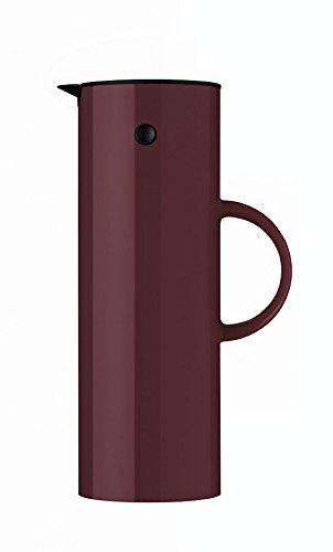 Stelton EM77 Vacuum Jug (Burgundy) by Stelton