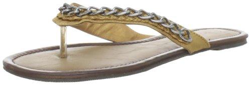 C Étiquette Femme Baker-2 Flip Flop Tan