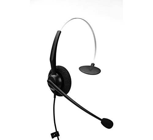 JPL 100 Monaural Noise Cancelling Office Headset Corded Telephone//Answering Machine BT Paragon 650
