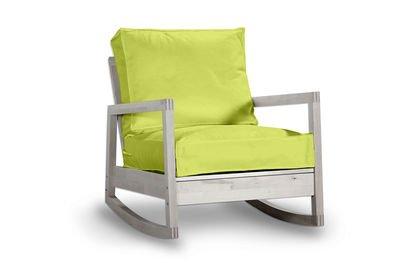 Poltrona A Dondolo Ikea.Rivestimento Per Ikea Lillberg Poltrona Sedia A Dondolo In