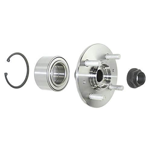 Wheel Civic Seal Honda - DuraGo 29596027 Front Wheel Hub Kit