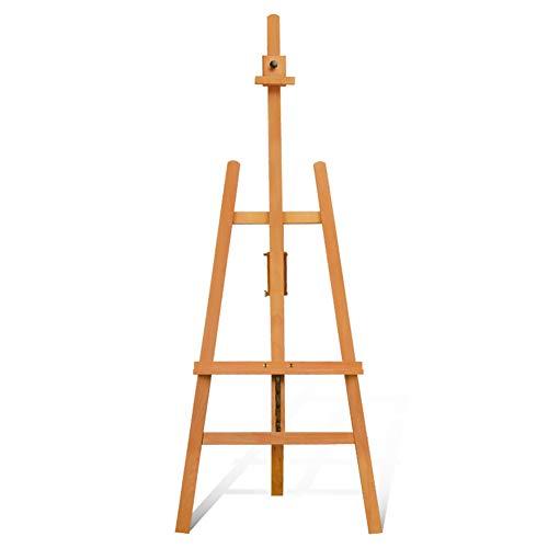 ポータブルと調整可能な木三脚イーゼル写真の絵画ディスプレイ