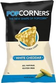 Price comparison product image Medora Snacks Pop Corners White Cheddar