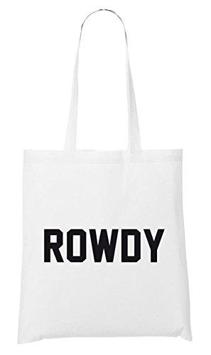White Bag Rowdy Bag Rowdy Rowdy Bag White White Rowdy dq80xXw05