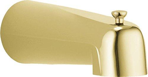 Delta Faucet RP36497PB Tub Spout for Pull-Up Long Diverter, Polished ()
