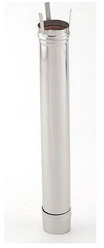 Heat Fab 9404 Saf-T Vent EZ Seal - 4 Inch Diameter - 18