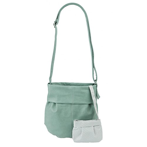 Zwei shopping Mademoiselle cm Mint bag 31 Green shoulder M10 rEUqE