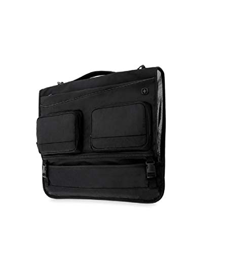 SWISSGEAR 6067 GETAWAY 2.0 SUIT CARRY ON GARMENT BAG FOR TRAVEL & BUSINESS TRIPS