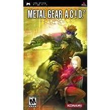 KONAMI Open Box Metal Gear Acid ( Sony PSP )