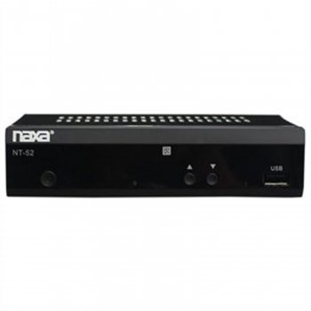 Naxa Digital Television Converter Box