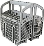 bosch 093046 - Bosch SMZ4000UC Flexible Silverware Basket - 2 Piece Separatable Cutlery Basket