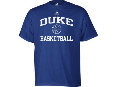 Image Unavailable. Image not available for. Colour  Adidas Duke Blue Devils  Basketball T-Shirt ... edfcf9f83