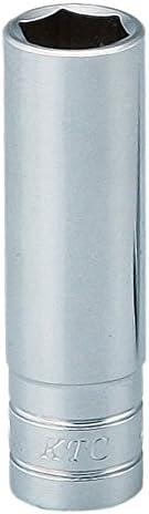 KTC(ケーテーシー) 6.3mm (1/4ンチ) ディープソケット (六角) B2L-1/2
