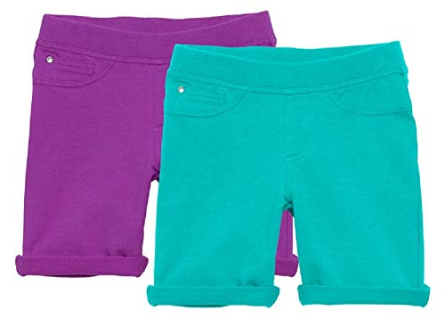 (KIDPIK Bermuda Short 2packs- M- Ceramic/Striking Purple)