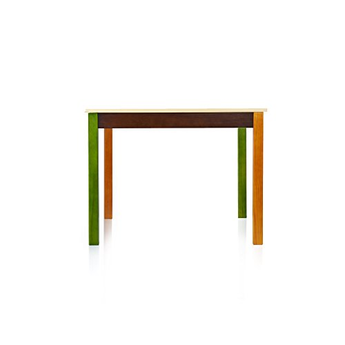 Guidecraft See and Store Table and Chair Set - Kids Furniture, Children's Study Activity Table by Guidecraft (Image #1)'