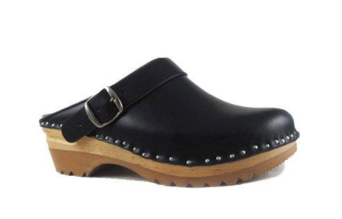 Unisex Båstad Johansson Leather Clogs