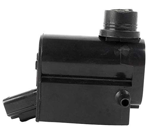 KARPAL Windshield Washer Squirter Pump With Grommet 85330-12280 Compatible With Toyota Highlander Lexus RX300