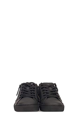 Pelle Crime Nero Sneakers 11325aa1b20 Uomo London qPw0U7P1