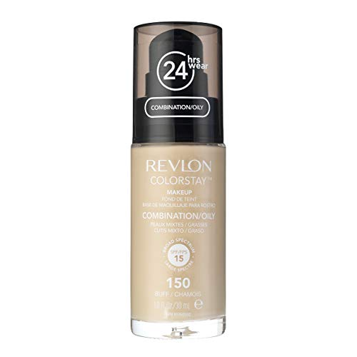 Revlon ColorStay Makeup with SoftFlex, 150 Buff, 1 oz.