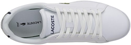 Sneakers Homme Carnaby Blanc 33spm1002 Evo Lacoste zgw15qdgp