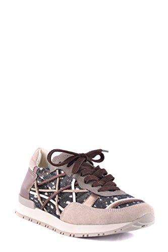 Sneakers L4K3 Suede MCBI473002O Multicolor Women's IPxwPzAqB