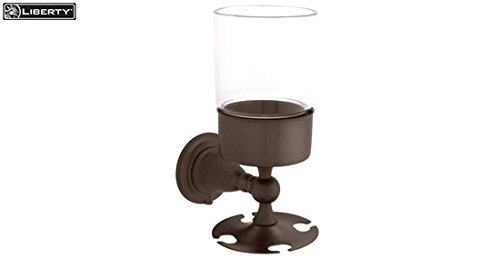 Delta Victorian Toothbrush - Delta 75056 Toothbrush And Cup Holder Victorian Collection, Venetian Bronze