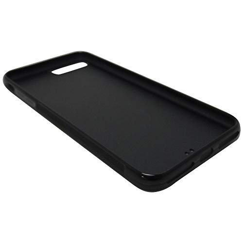 5X Sublimation Blank Cases Compatible with Apple iPhone 8 Plus-Rubber-Black - Blank Dye Cases and In - http://coolthings.us