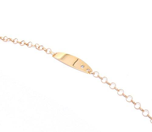 Colibri Link Bracelet - Shin Brothers Inc. 14K Yellow Gold 7