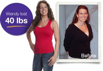 LA Weight Loss Lites - Chocolate Peanut Butter & Creamy Cappuccino - 8 Boxes by L A Weight Loss & Wellness (Image #1)