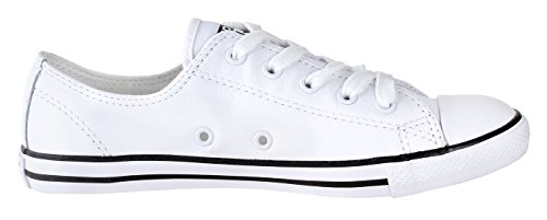 Pictures of Converse Women's Chuck Taylor Dainty Oxford C537108 5