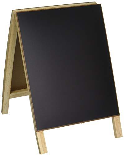 Hampton Art Dry Erase Magnetic Chalkboard Easel, 8-Inch by 12-Inch