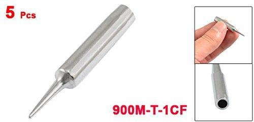 5 piezas de 900M-T-1CF 60 grados de bisel Diseño Soldadura Soldadura puntas de hierro - - Amazon.com