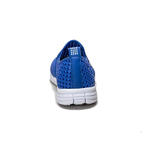 holees Original Damen Memory Foam leicht-Slipper Schuhe, verschiedene Farben und Größen zur Auswahl Türkis
