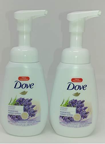 NEW Lavender and Yogurt Foaming Hand Wash 6.8 fl oz - 2-PACK