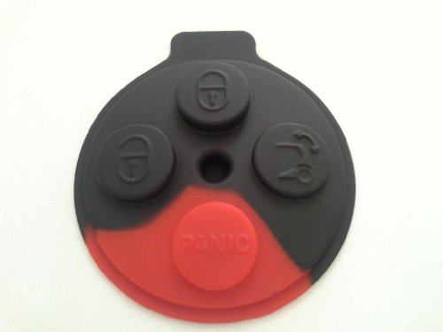 Genuine Smart 4518200190 Smart Fortwo Key Panel Button Pad 4