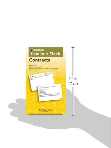 Law in a Flash: Contracts