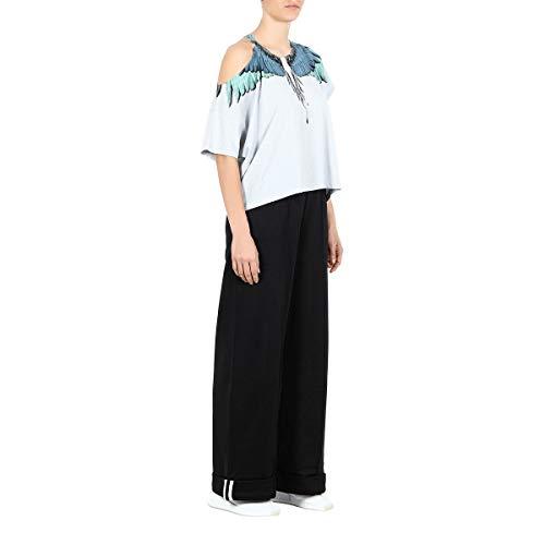 Algodon Marcelo T Mujer shirt Blanco Cwaa031s180472460588 Burlon gRA4cRHUWO