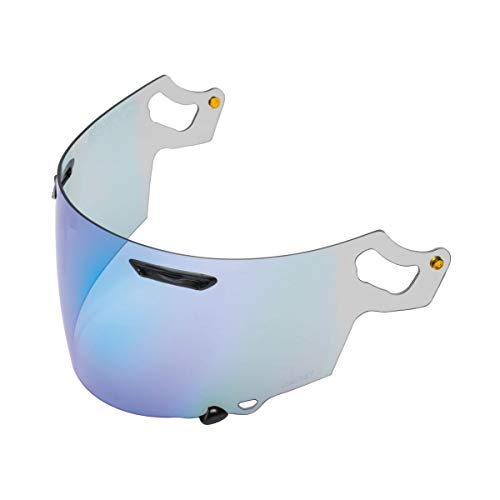 Arai VAS-V MAX Vision Face Shield (Blue)