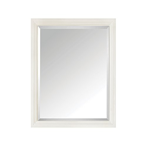 Avanity Thompson 24 in. Mirror in French White finish