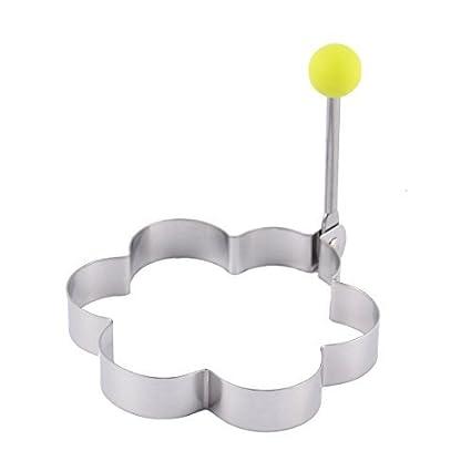 Forma eDealMax cocina para hornear la flor del anillo del molde de la magdalena de la