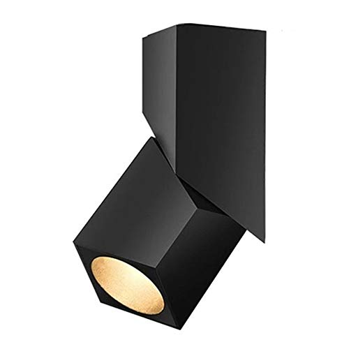 360°Adjustable LED Indoor Ceiling Spotlight Wall Light